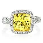 4.57ct yellow sapp ring top